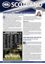 NSA Scottish Region Update