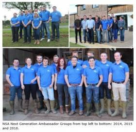 NSA Next Generation Group 2017