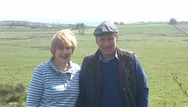 Willie and Christine will be hosts for NSA North Sheep 2023