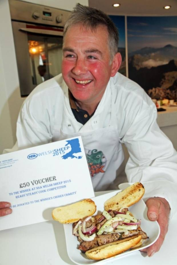 Geraint Powell, Host and Ready Steady Cook winner