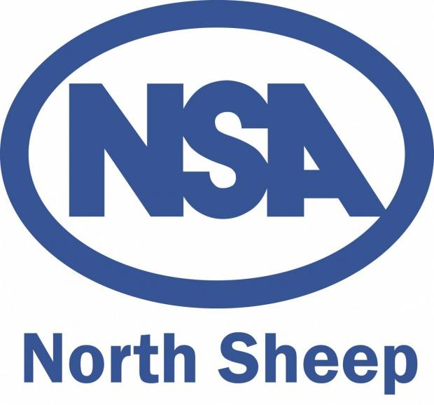 NSA North Sheep 2017 hosts Alan, John, Jim and David Smith with Heather Stoney-Grayshon, NSA Northern Region Manager