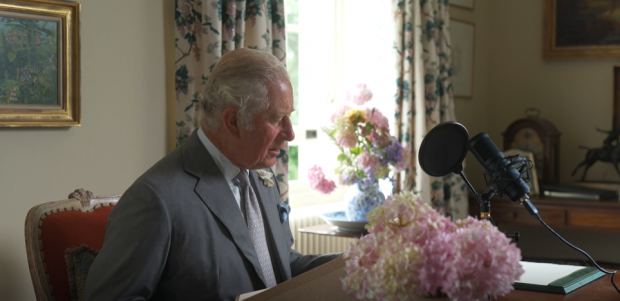 HRH Prince Charles essay is a message everyone should heed, says NSA