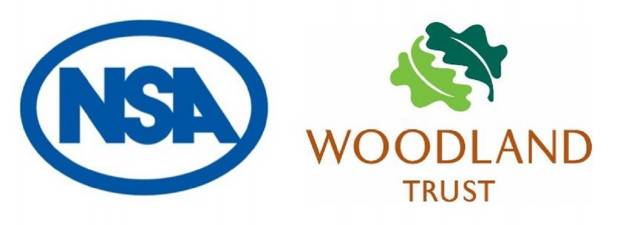 NSA and Woodland Trust united in encouraging integration of trees within sheep farms