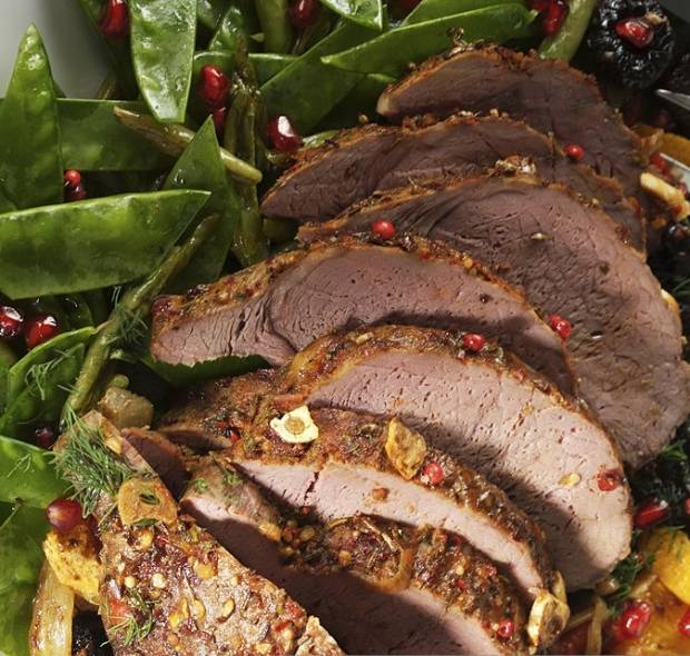 Add sustainable British lamb to your festive dinner table, says NSA