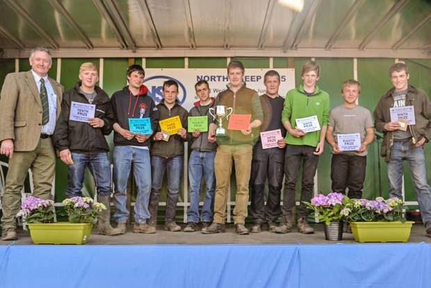 NSA launch Next Generation Shepherds competition at NSA North Sheep