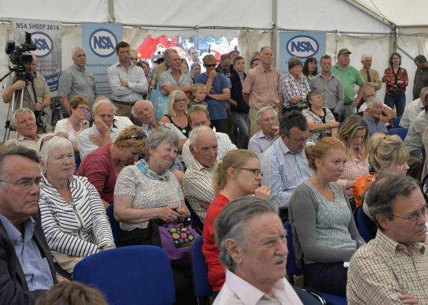 Seminars aim to add value on-farm at this year's NSA Sheep Event