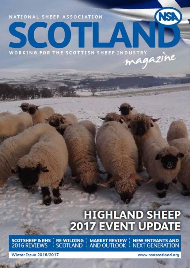 NSA Scottish Region magazine