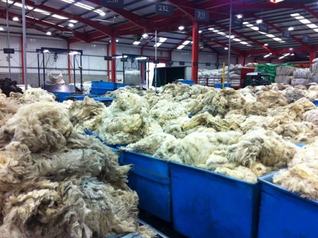 NSA statement on British Wool prices