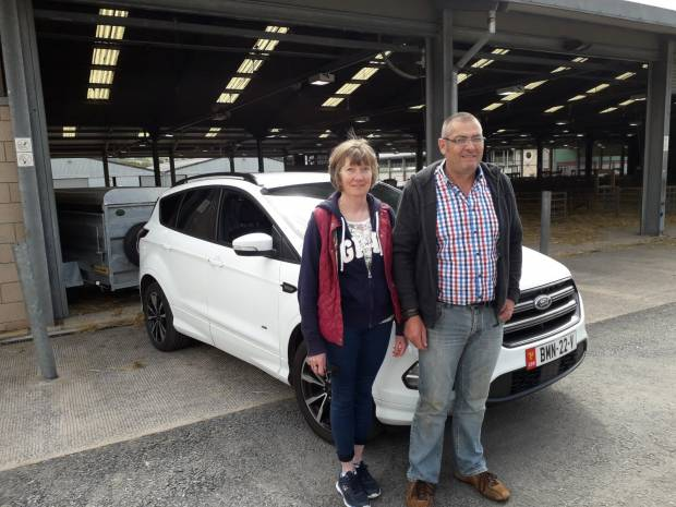 Disease Restrictions Mean Isle of Man Couple Shop Early