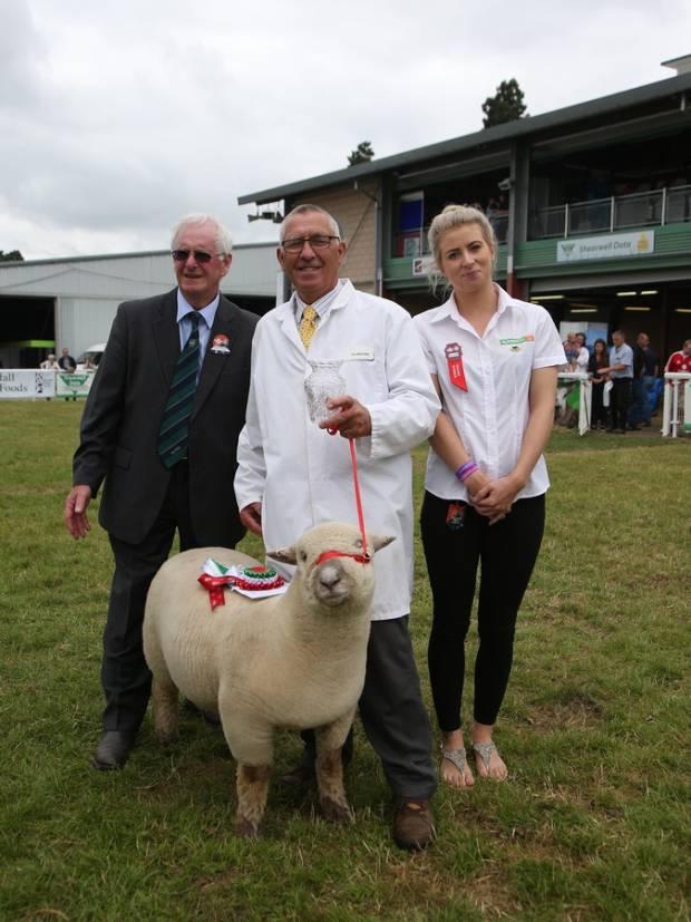 George Hughes Ram Lamb Championship