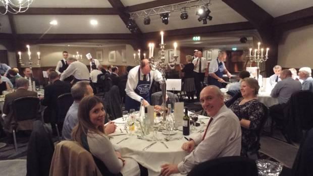NSA Scotland Annual Regional Members (AGM) Meeting & Dinner