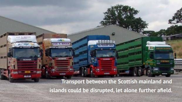 Scottish Government Consultation - FAWC Opinion on the Welfare of Animals during Transport