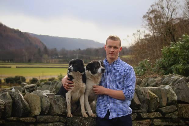 YOUNG SHEPHERD HEADS TO PARIS TO REPRESENT SCOTLAND