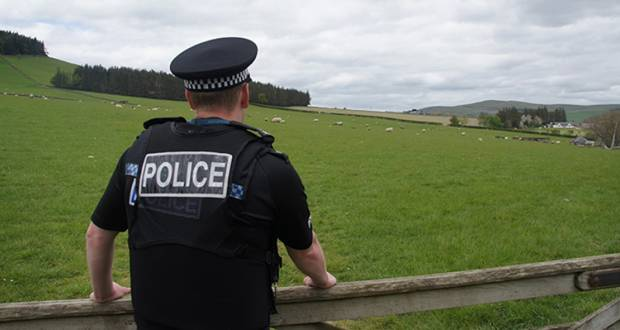 A month-long campaign is being launched by Police Scotland today (Tuesday 1st November) to raise awareness among dog owners about the devastating effects of livestock worrying.