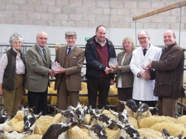 Recognition of hard work behind NSA Scot Sheep 2014