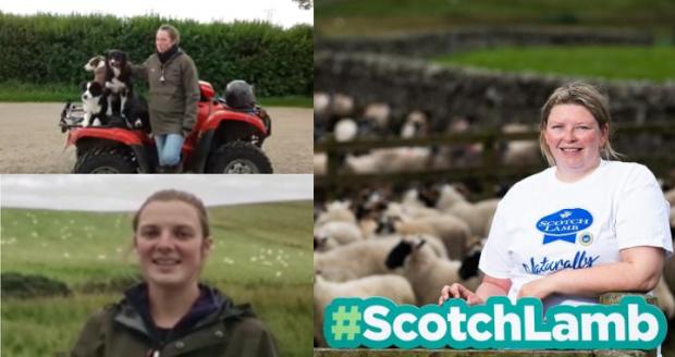 Choose Scotch Lamb for Love Lamb Week!