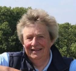 Margret Dalton - representing NSA Cymru/Wales Region
