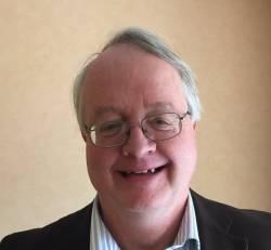 John Lloyd - representing NSA Cymru/Wales Region