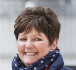 Aileen McFadzean- NSA Scottish Region Trustee