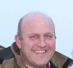 Antony Spencer - representing NSA regions in England