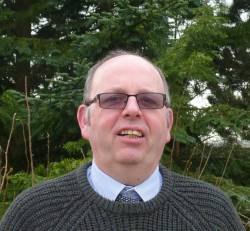 Tim Ward - NSA Cymru/Wales Region Trustee