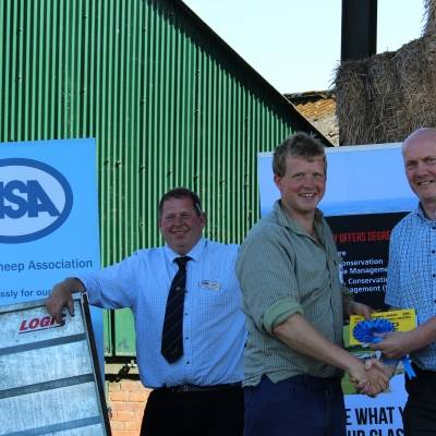 NSA Marches Region Young Shepherd of the Year Competition and Open Day
