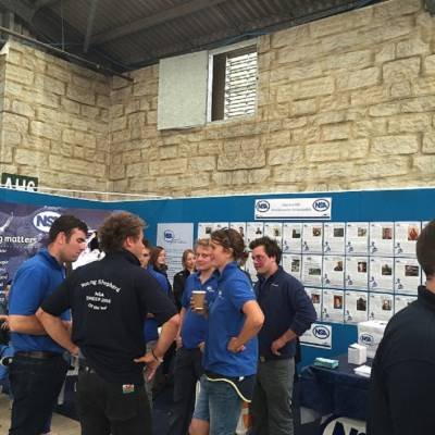 The Next Generation area at NSA Sheep 2016 was a new addition to the event