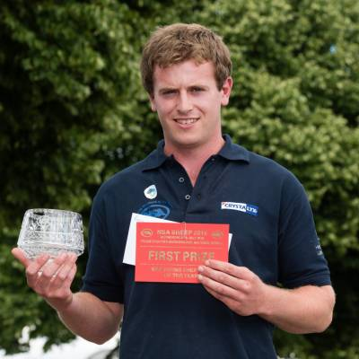 Young Shepherd of the Year 2016: 1st - Richard Carter, NSA Marches Region