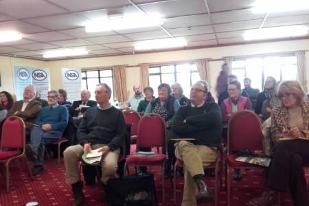 NSA Cymru/Wales Region - Annual Members Meeting