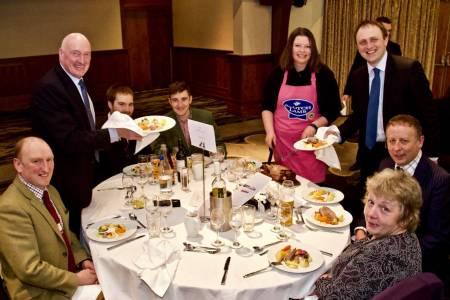 NSA Scottish Region Burns Supper