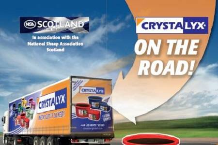 NSA Scottish Region/Caltech Crystalyx Roadshow 2