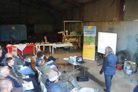 Farmer Workshop 1- Reducing Sheep Lameness