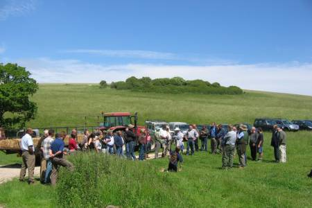 NSA South East Region farm walk