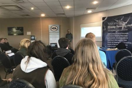 NSA Next Generation event - Sedgemoor