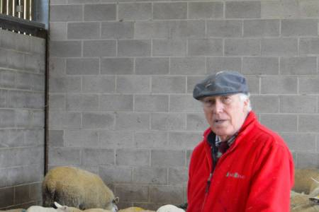 Mix of breeds and off-farm interests works for new South East Chairman