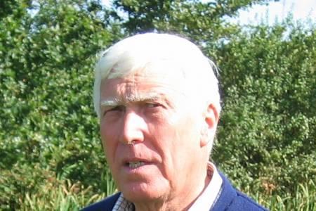Following the flock: Nigel Durnford, Peter Derryman and Brian Jamieson