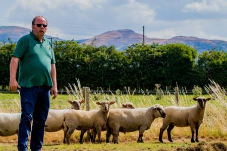 Combining a passion for native breeds, ag shows and rural organisations
