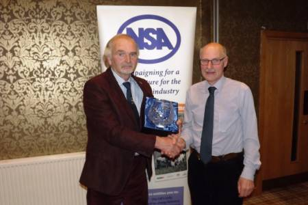Kirkby Stephen farmer worthy winner of outstanding contribution award