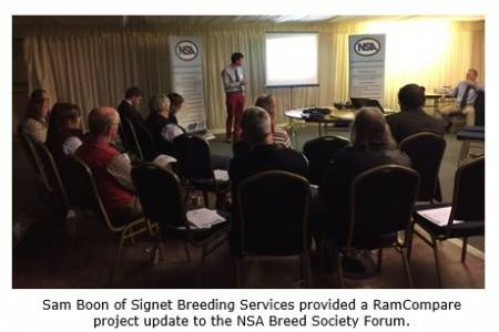NSA provides platform for breed societies to come together