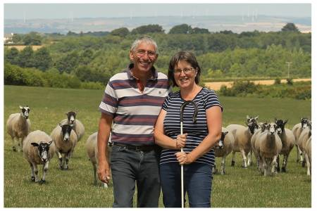 NSA Chairman and Devon sheep farmer to host leading sheep event in 2019