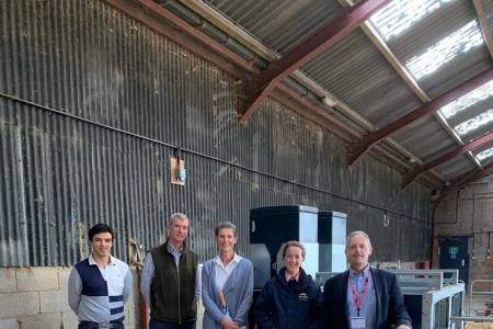 NSA join industry names as university unveils new sheep research centre