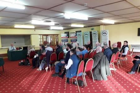 NSA Cymru / Wales Region looks forward to informative annual meeting