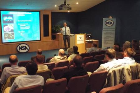 AGM celebrates successful year for NSA