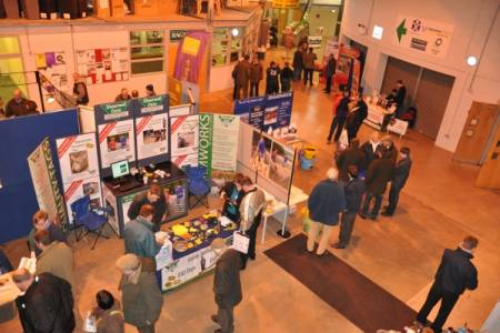 NSA Central Region Winter Fair goes ahead despite the wintery weather