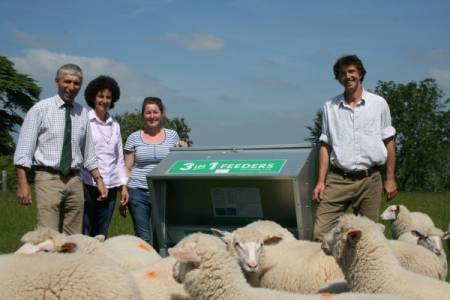 Somerset dairy sheep farmer wins in NSA prize giveaway