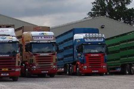 Urgent warning for driving farm lorries
