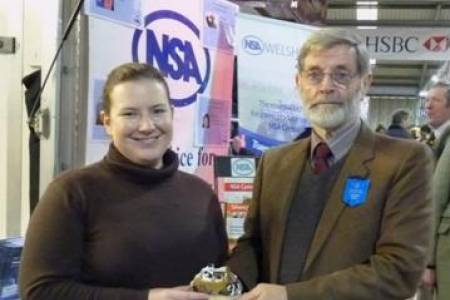 NSA Wales seeks to recognise young person in the sheep industry