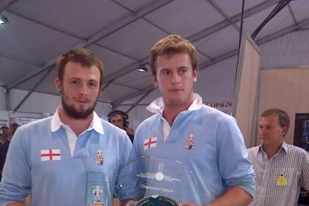 UK Success at World Young Shepherd Challenge