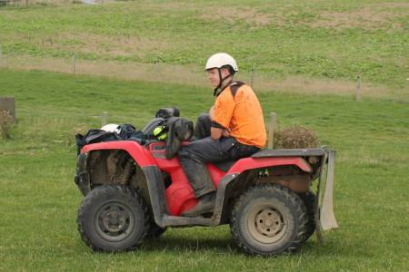 10% discount on ATV helmets for Sheep Farmer readers