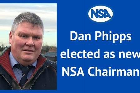 NSA Chairmanship passed to East Anglian sheep farmer